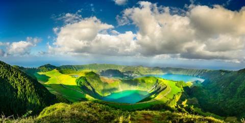 Drama volcánico en las Azores