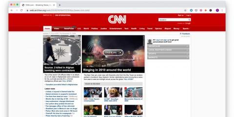 CNN, 2010