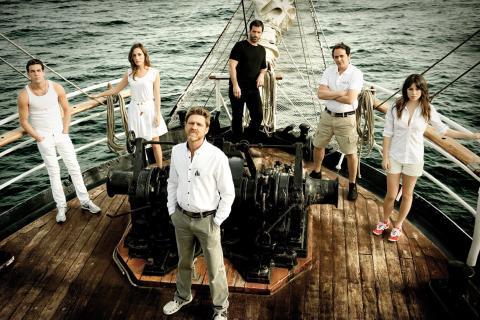 El barco, serie de TV