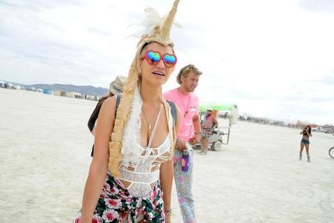 Burning Man has become big business.