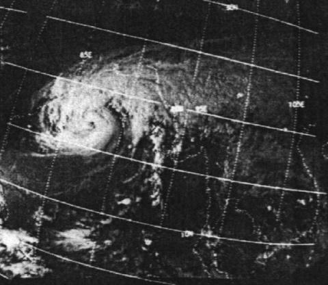 El ciclón Bhola de 1970