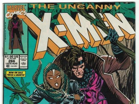"""El cómic """"The Uncanny X-Men"""" puede valer hasta 440 euros."""