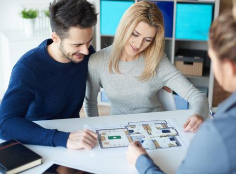 Comprar una vivienda sobre plano