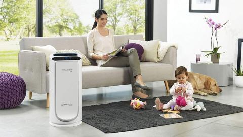 El mejor purificador de aire 2020 para alergias, humo, tabaco y polvo