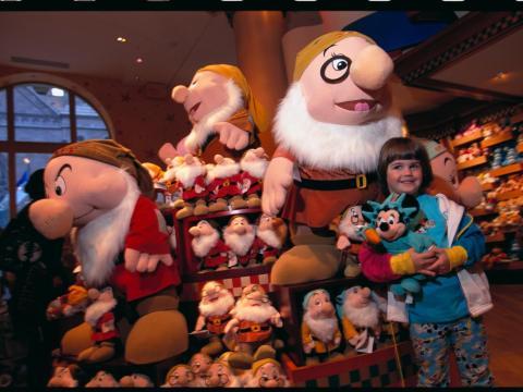 Los juguetes de Disney y el merchandising de los años 90 pueden hacerte increíblemente rico.