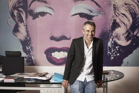 Domingo Corral, director de Producción Original, Cine y Series Movistar +