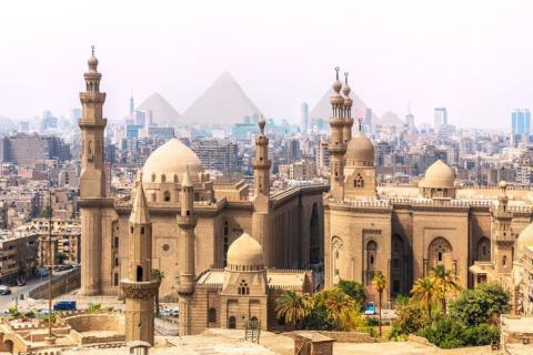Los turistas están regresando a Egipto
