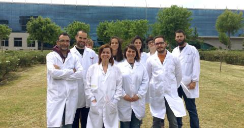 El equipo de GalChimia