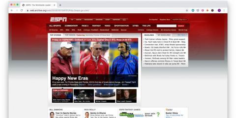 ESPN, 2010