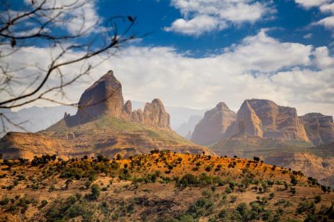 Etiopía está al borde de un gran avance turístico.
