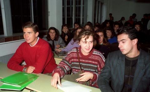 Felipe VI en la Universidad Autónoma