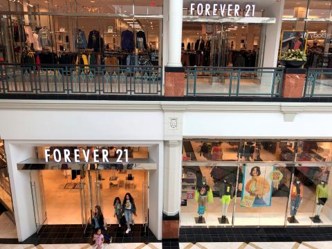 Forever 21 tienda