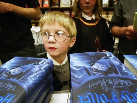 Libros de 'Harry Potter'