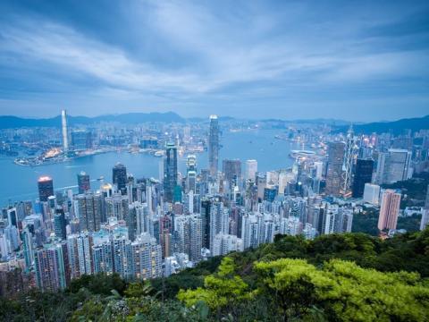 En Hong Kong, la longitud media de un trayecto en transporte público es de 11,2 kilómetros.