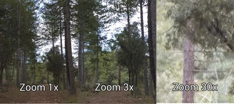 Huawei Mate 30 Pro Zoom