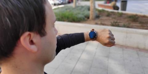 Huawei Watch GT2: Medición exacta