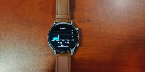 Huawei Watch GT2 mide el estrés