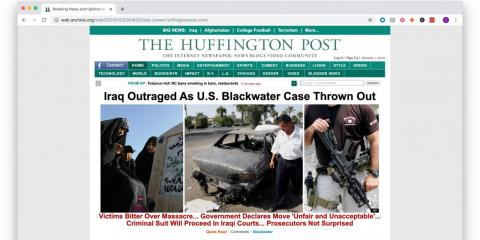 The Huffington Post, 2010