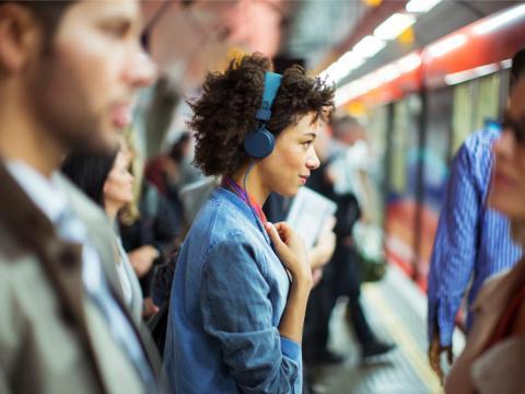 Los auriculares han evolucionado a lo largo de la década.
