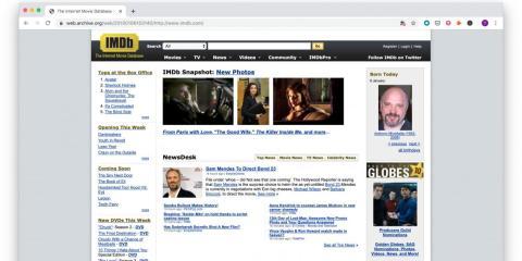 IMDb, 2010