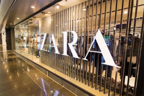 Inside pockets in Zara clothes.