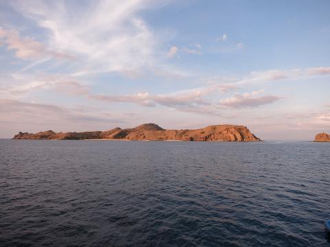 Isla de Komodo, Indonesia