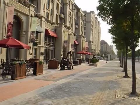 Breeza Citta di Pujiang.