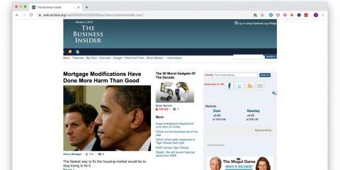 Business Insider, 2010