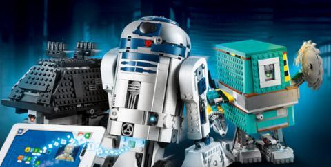 Lego Star Wars Boost