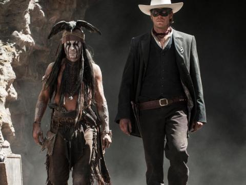 """The Lone Ranger"" (2013)"