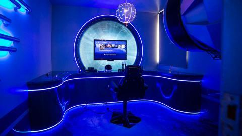 La máquina de los sueños se creó en el Hospital 12 de octubre de Madrid. Una sala de realidad virtual para los niños ingresados en el hospital
