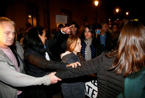 Marcha del Clima Madrid