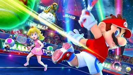 Mario Tenis Aces