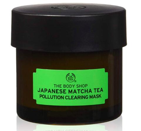 Mascarilla Japanese Matcha Tea de The Body Shop.