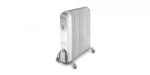 Mejor calefactor infrarrojo o de panel, y ecológico DeLonghi V551225