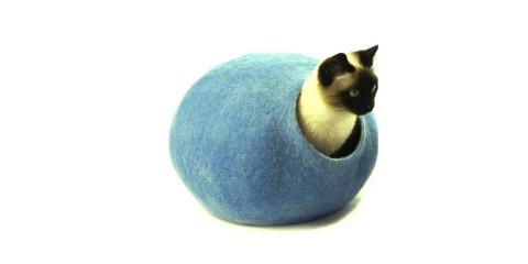 Mejor cama ecológica para gatos