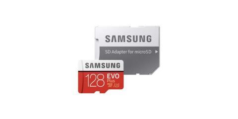 Mejor tarjeta micro SD para grabar vídeo