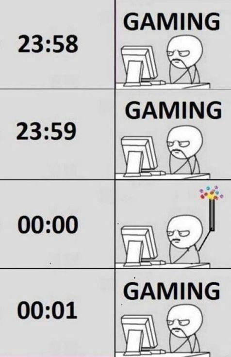 Memes Año Nuevo 2020