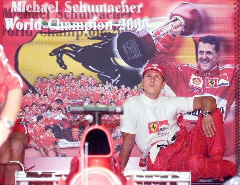 Michael Schumacher, en una fotografía de archivo.