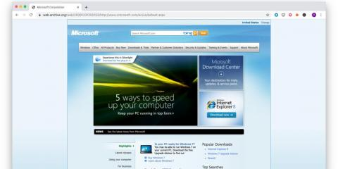 Microsoft, 2010