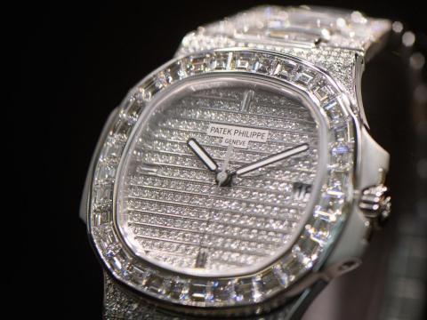 Un reloj Patek Philippe (no el que se subastó)