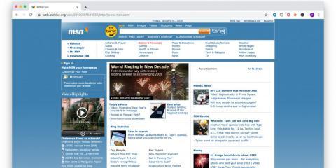 MSN, 2010