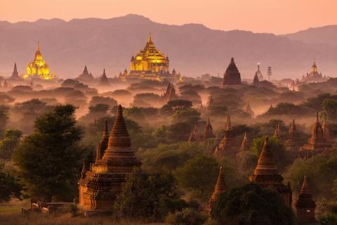 Myanmar tiene algunas de las experiencias más inolvidables y las mejores playas del mundo.