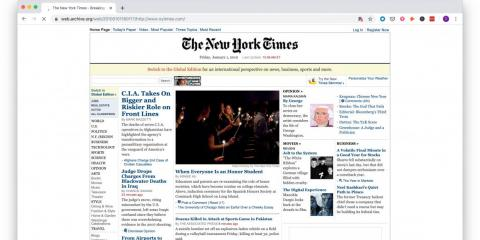 The New York Times, 2010