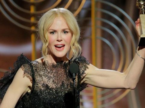 Nicole Kidman — 1 millón de euros