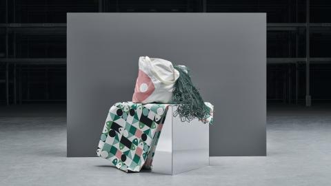 Musselblomma, la nueva colección de Ikea con plástico reciclado.