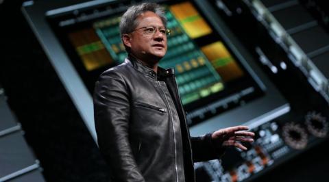 Jen-Hsun Huang, CEO de NVIDIA