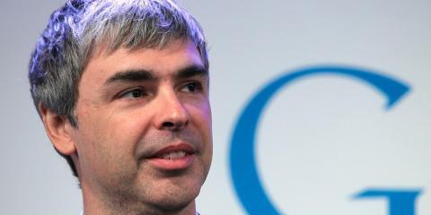 Page, fundador de Google.