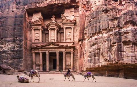 Petra is quite the sight.
