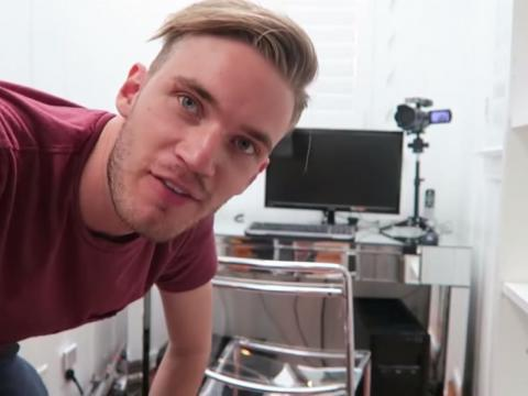 PewDiePie hit the 100-million subscriber mark in late August, becoming the first individual YouTuber to hit the milestone. Following the achievement, Kjellberg announced he would donate $50,000 to the Anti-Defamation League, a